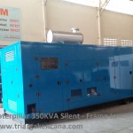 Caterpillar Silent Type Genset