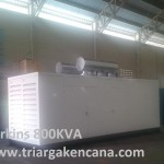 Perkins Genset Silent Type